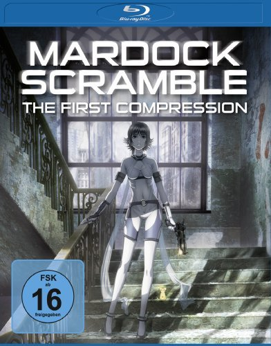 Blu-ray - Mardock Scramble: The First Compression