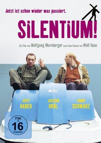 - Silentium!