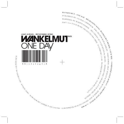 Avidan , Asaf - One Day / Reckoning Song (Wankelmut Remix) (Maxi) (Vinyl)