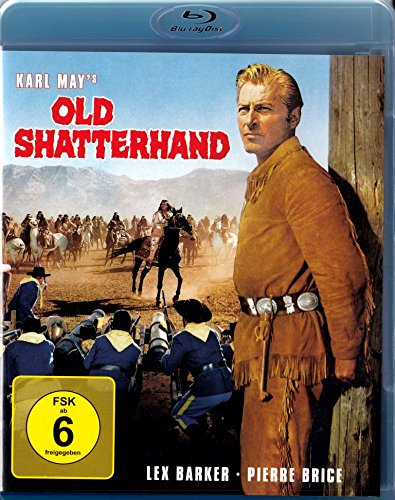Blu-ray - Old Shatterhand