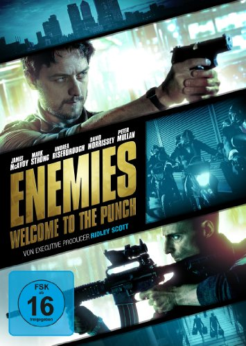 DVD - Enemies - Welcome To The Punch