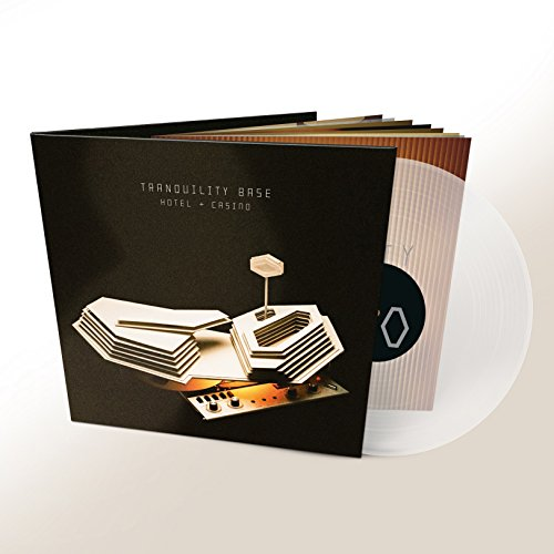 Arctic Monkeys - Tranquility Base Hotel   Casino (Clear) (Limited Edition) (Vinyl)