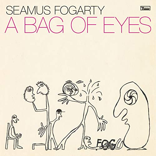 Fogarty , Seamus - A Bag of Eyes