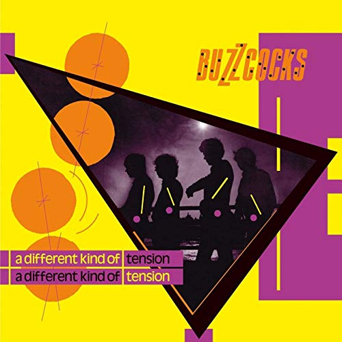 Buzzcocks - A Different Kind Of Tension (Remaster) (Limited Deluxe Edition) (Yellow) (Vinyl)
