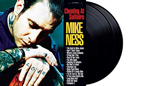 Ness , Mike - Cheating At Solitaire (Vinyl)