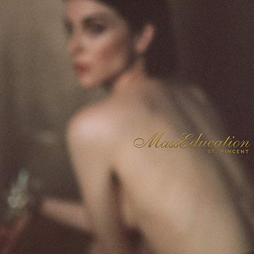 St. Vincent - MassEducation (Vinyl)