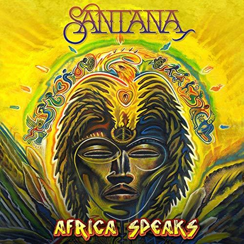 Santana - Africa Speaks - Viynl der Woche bei Silver Disc