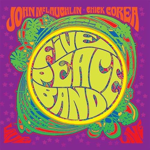 McLaughlin , John & Corea , Chick - Five Peace Band Live