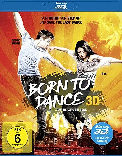 Blu-ray - Born to Dance (inkl. 2D-Version) [3D Blu-ray]