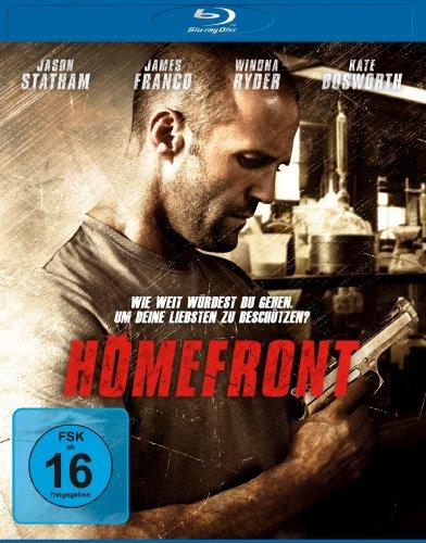 Blu-ray - Homefront