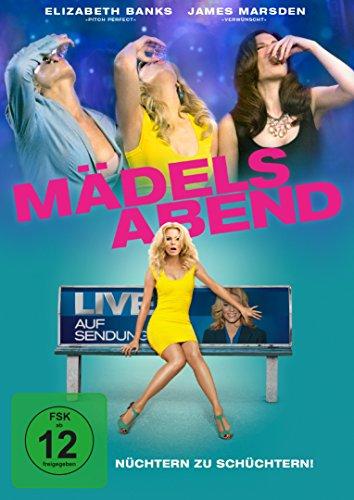 DVD - Mädelsabend - Nüchtern zu schüchtern!