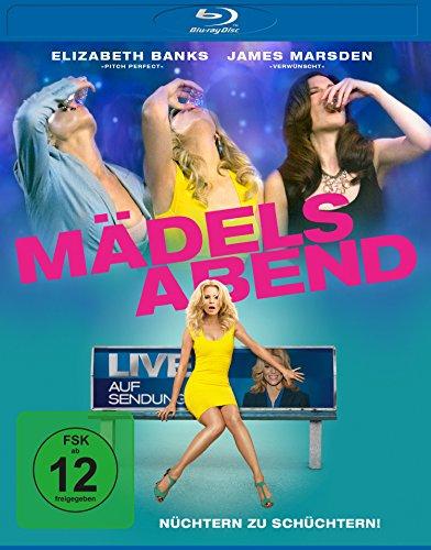 Blu-ray - Mädelsabend - Nüchtern zu schüchtern!