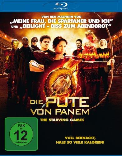 Blu-ray - Die Pute von Panem - The Starving Games