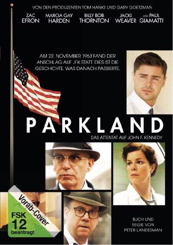 DVD - Parkland - Das Attentat auf John F. Kennedy