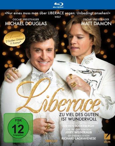 Blu-ray - Liberace - Zu viel des Guten ist wundervoll