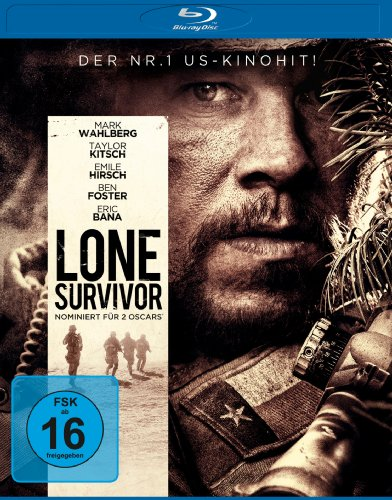 Blu-ray - Lone Survivor