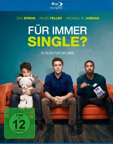 Blu-ray - Für immer Single? - Zu blöd für die Liebe