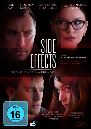DVD - Side Effects - Tödliche Nebenwirkungen