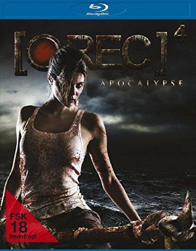 Blu-ray - Rec 4 - Apocalypse