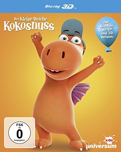 Blu-ray - Der kleine Drache Kokosnuss 3D