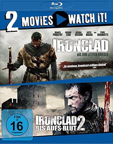 Blu-ray - Ironclad 1 & 2 [Blu-ray]