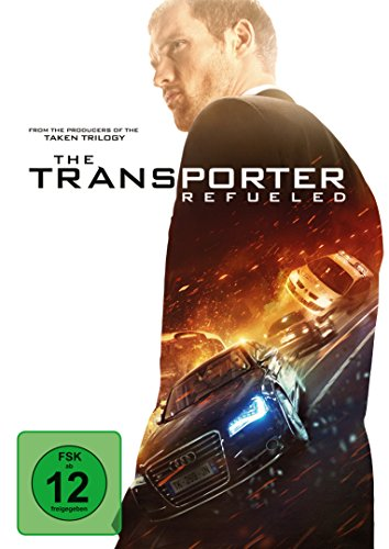 DVD - The Transporter Refueled