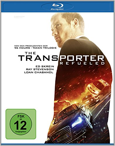 Blu-ray - The Transporter - Refueled