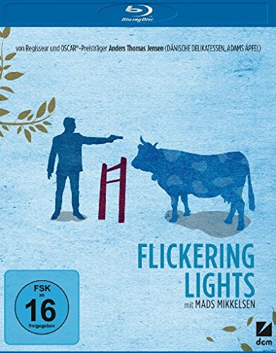Blu-ray - Flickering Lights (Remastered)