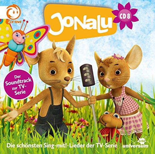 JoNaLu - Jonalu  Staffel 1 CD Sing mit Den Jonalus (Soundtr