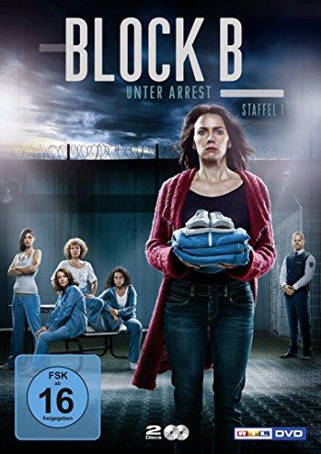 DVD - Block B - Unter Arrest - Staffel 1