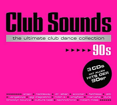 Sampler - Club Sounds 90s