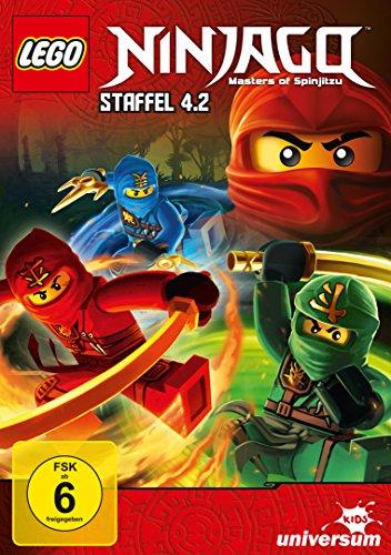 DVD - LEGO Ninjago - Masters Of Spinjitzu - Staffel 4.2