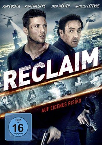 DVD - Reclaim - Auf eigenes Risiko