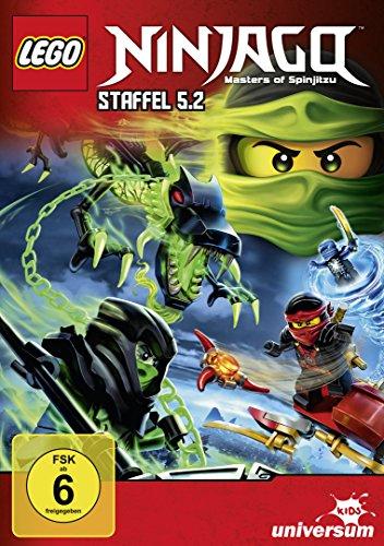 DVD - LEGO Ninjago - Masters Of Spinjitzu - Staffel 5.2