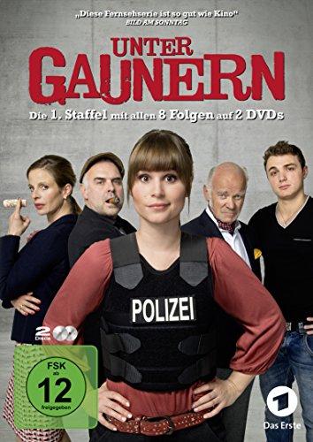 DVD - Unter Gaunern - Staffel 1