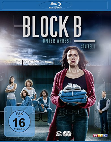 Blu-ray - Block B - Unter Arrest - Staffel 1