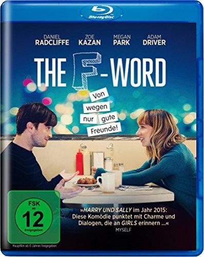 Blu-ray - The F-Word - Von wegen nur gute Freunde!