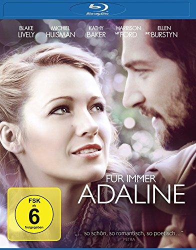 Blu-ray - Für immer Adaline [Blu-ray]