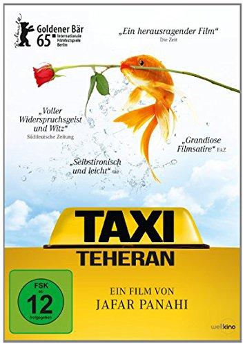 DVD - Taxi Teheran
