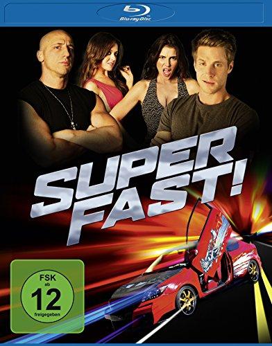 Blu-ray - Super Fast!
