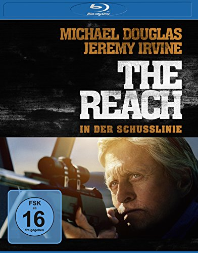 Blu-ray - The Reach - In der Schusslinie [Blu-ray]