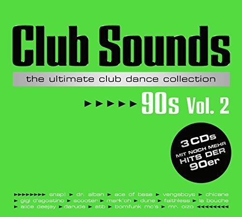 Sampler - Club Sounds 90s,Vol.2