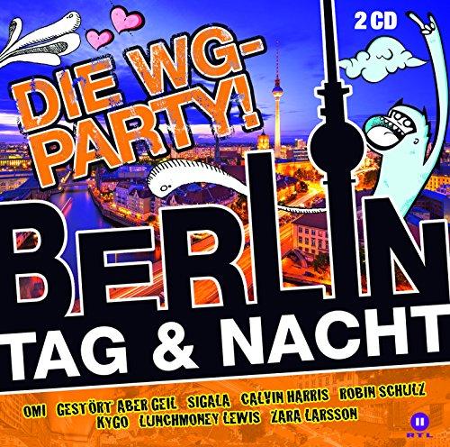 Sampler - Berlin - Tag & Nacht - Die WG-Party!