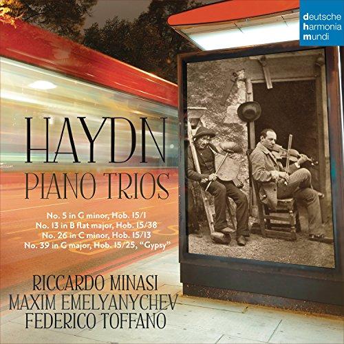 Haydn , Joseph - Piano Trios Nos. 5, 13, 26 & 39 (Minasi, Emelyanychev, Toffano)