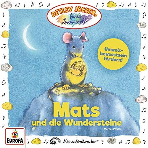 Pfister , Marcus & Jöcker , Detlev - Mats und die Wundersteine