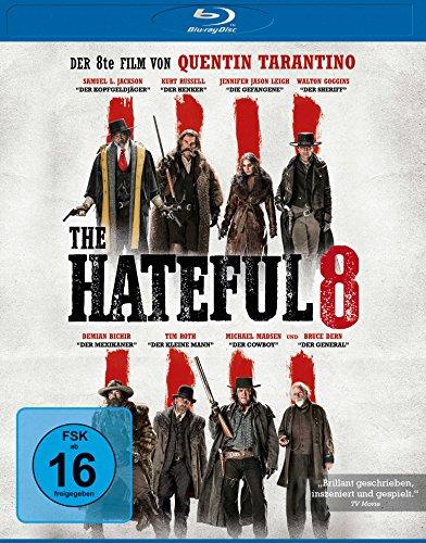 Blu-ray - The Hateful 8 [Blu-ray]