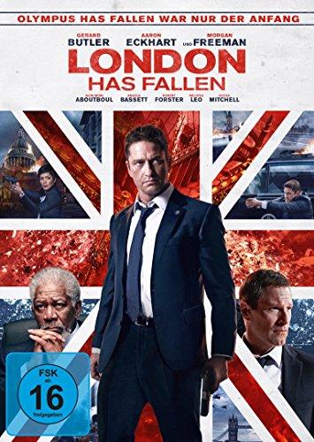 DVD - London Has Fallen