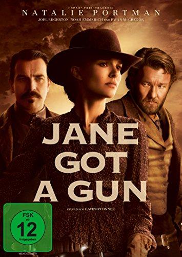 DVD - Jane Got a Gun