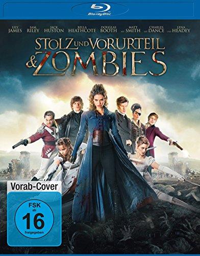 Blu-ray - Stolz und Vorurteil & Zombies (Limited Edition)