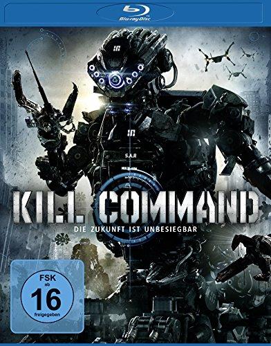 Blu-ray - Kill Command - Die Zukunft ist unbesiegbar